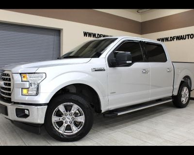 Used 2017 Ford F-150 XLT SuperCrew 6.5-ft. Bed 2WD
