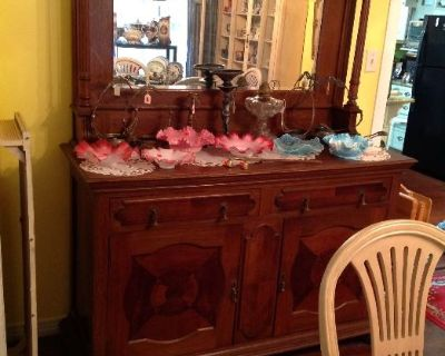 DeSoto, TX Estate- Beautiful Antique Glass and much more