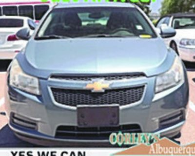 CHEVROLET 2012 CRUZE Eco Sedan, Automatic, 4 Wheel Drive, 6-Speed, 92k miles, Stock...