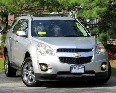 Used 2015 Chevrolet Equinox AWD 4dr LTZ NAVIGATION LEATHER BACKUP CAMERA