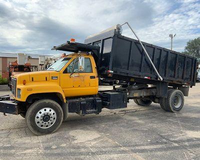 1997 GMC TOPKICK C8500 Dump Trucks Truck