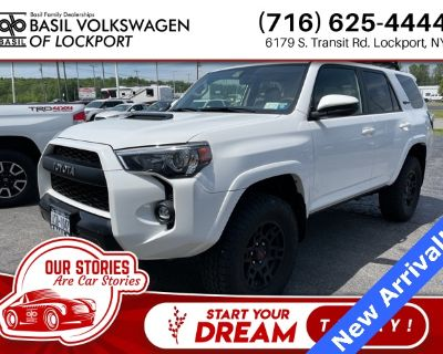 Pre-Owned 2019 Toyota 4Runner TRD Pro With Navigation & 4WD