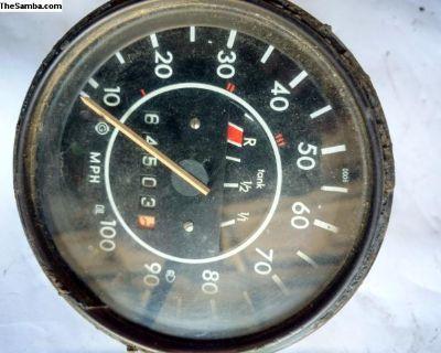 Speedometer 7/73