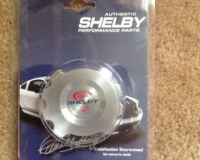 New 2006-16 Ford Mustang Shelby Logo Gt Gt-500 Gt-350 Hertz Billet Oil Cap Cover