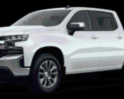 2019 Chevrolet Silverado 1500 Custom Trail Boss Crew Cab Short Box 4WD