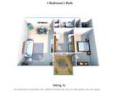 Knobs Pointe Apartments - 1 Bedroom 1 Bath A/B