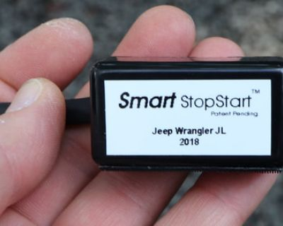 SmartStopStart - Compatible with 2019 Wrangler JL 3.6 and 2.0 BSG