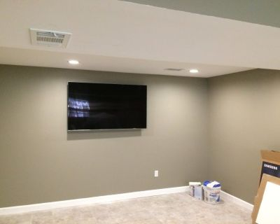 ALLTREK PAINTING AND DRYWALL SERVICES CALL 240-409-4406