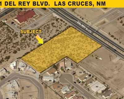 ECONOMICAL LAND OPTIONS IN A GROWING LOCATION!