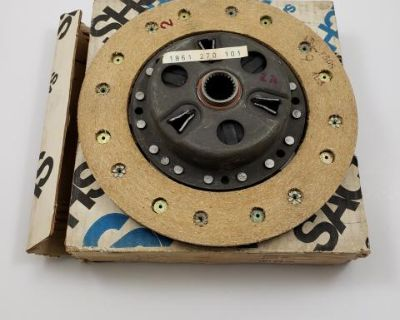 NOS Sachs 200MM Clutch Disc 912 & 912 Targa