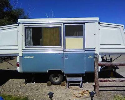 Wanted! Apache, Pop Up, Hard Side, Camper, Trailer Saint Louis $2000.00