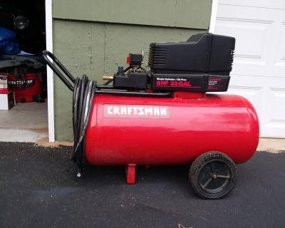 New York - craftsman air compressor