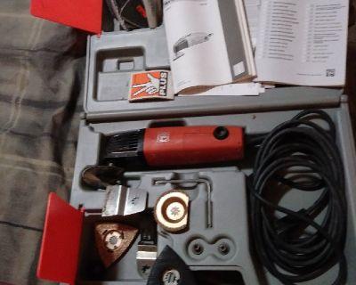 Fein multimaster tool kit