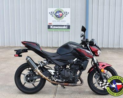 2019 Kawasaki Z400 ABS Sport La Marque, TX