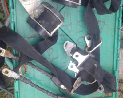 Retractable seat belts bug 72-79 front three point