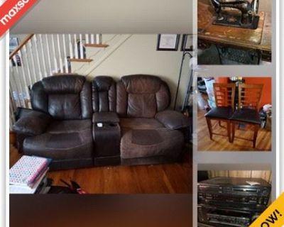 Camden Downsizing Online Auction - Greenwood Avenue
