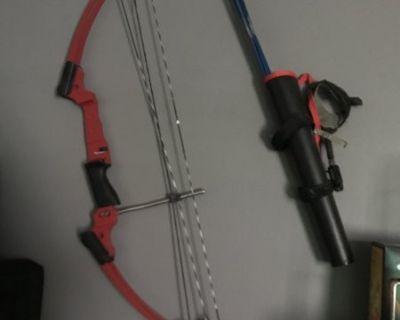 FS Genesis bow lot