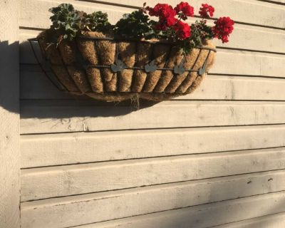 Garden pots and wall planters