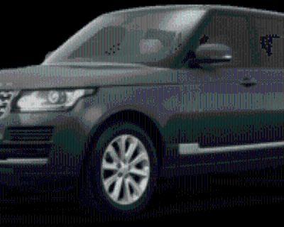 2015 Land Rover Range Rover HSE