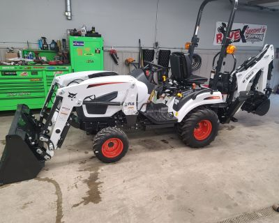 2021 Bobcat CT1025KA Compact Tractors Lancaster, NH