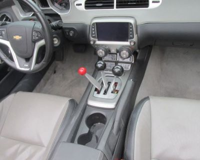6l60e Floor Shifter For 2010-2015 Camaros. By-pass Steering Wheel Paddle Shifter