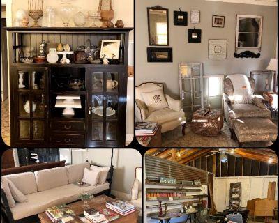 Bluebird Estate Sale! Antiques, Furniture, & More