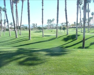 Beautiful Palm Valley CC 3BR 3BA, 2nd Hole Champ W/ Mt Views - Palm Desert