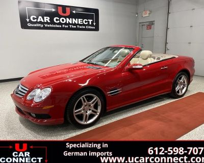 Used 2006 Mercedes-Benz SL-Class 2dr Roadster 5.0L