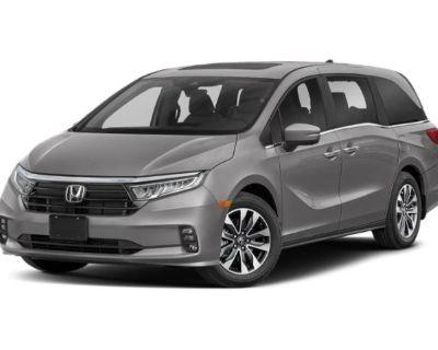 New 2022 Honda Odyssey EX-L FWD Mini-Van