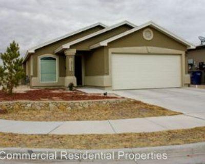 12725 Maria L Fernandez, El Paso, TX 79938 3 Bedroom House