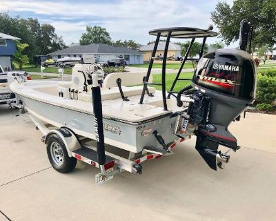 2017 Hewes Redfisher 18