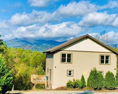 Gorgeous Mountain View, Great Location, River Access, Dog Friendly, WiFi, B - Asheville