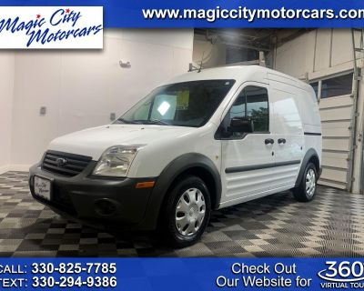 """2010 Ford Transit Connect 114.6"""" XL w/rear door privacy glass"""