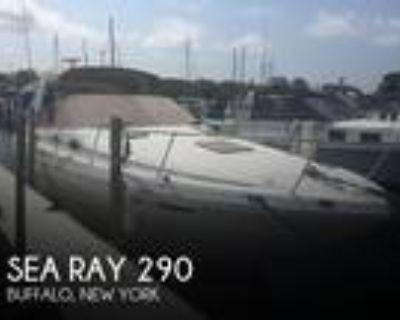 29 foot Sea Ray 290 Sundancer