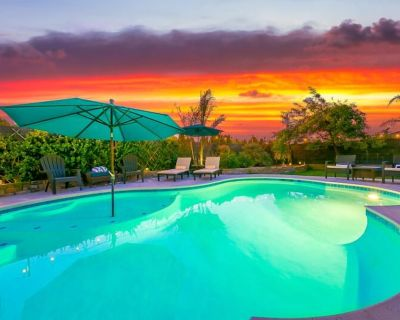 20% OFF SEP! Beautiful Home,Views,Outdoor Living, Pool/Spa+Close to Wineries - Temecula