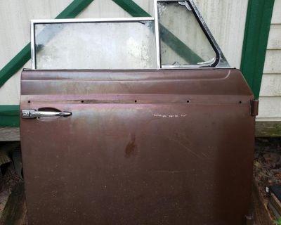Convertible Door SHELLS 1961-1964