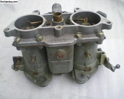 Porsche 356 / 912 Solex 40 PII- 4 Carburetor