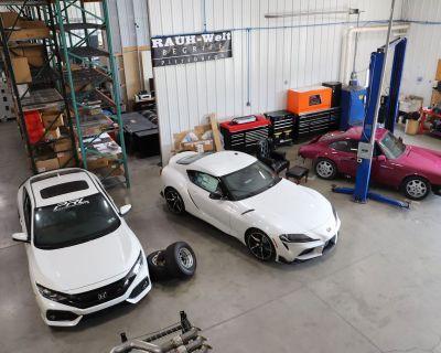 PRL Motorsports Product Development Thread