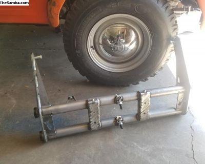 Offroad Spec adjustable beams