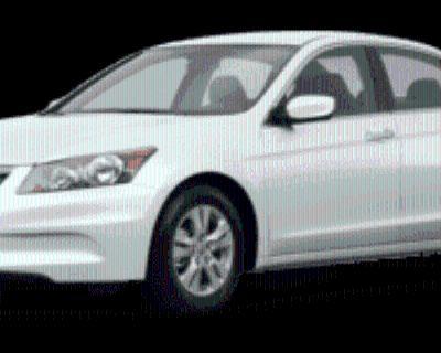2011 Honda Accord SE Sedan I4 Automatic