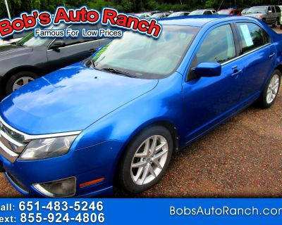 Used 2011 Ford Fusion 4dr Sdn SEL FWD