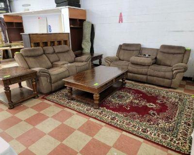Pleasant Grove Estate, Grand Furniture Surplus, Consignments, Local Multiple Estates