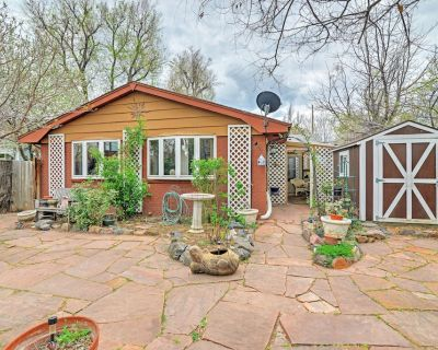 Charming Boulder Cottage - Walk to Pearl Street! - Whittier