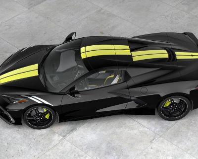 New 2022 Chevrolet Corvette Stingray 3LT Rear Wheel Drive Convertible