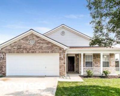 823 Pine Lake Dr, Greenwood, IN 46143 4 Bedroom House