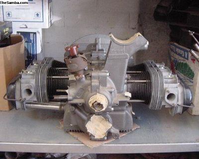 Rebuilt 36hp Longblock Engine