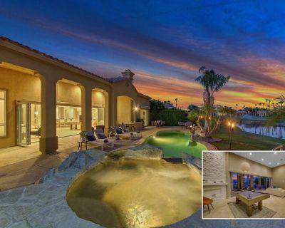 Atlantis: Pool, Spa, Slide, Pool Table, Putt-Putt! - La Quinta