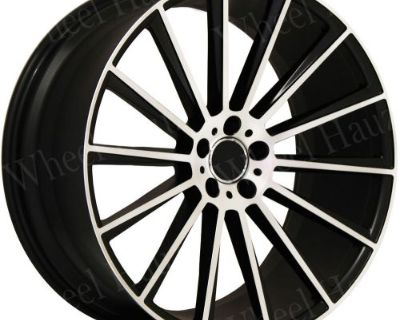 Mercedes Benz Ml250 Ml300 Ml350 Ml500 Ml63amg Ml450 Deep Convave Wheels 22x10