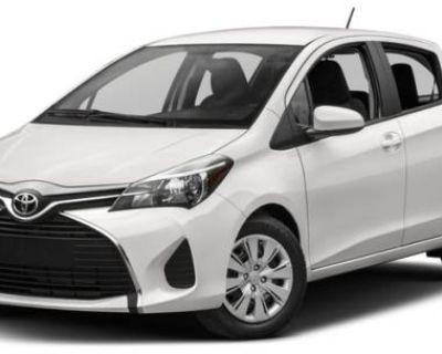2017 Toyota Yaris L