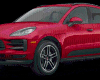 2020 Porsche Macan S AWD